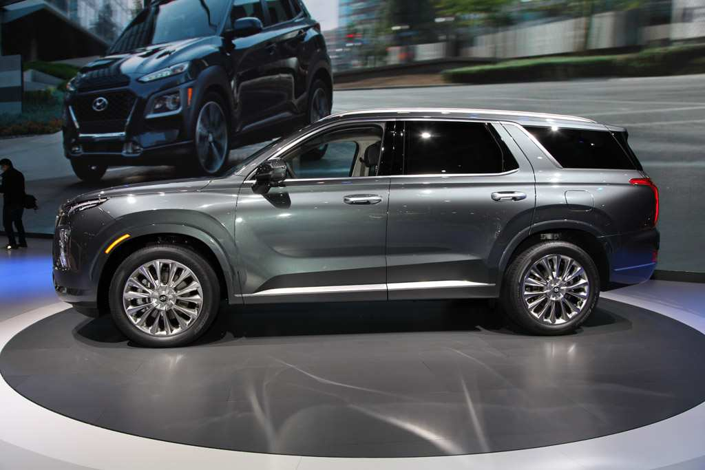 90 New When Will The 2020 Hyundai Palisade Be Available Model for When Will The 2020 Hyundai Palisade Be Available