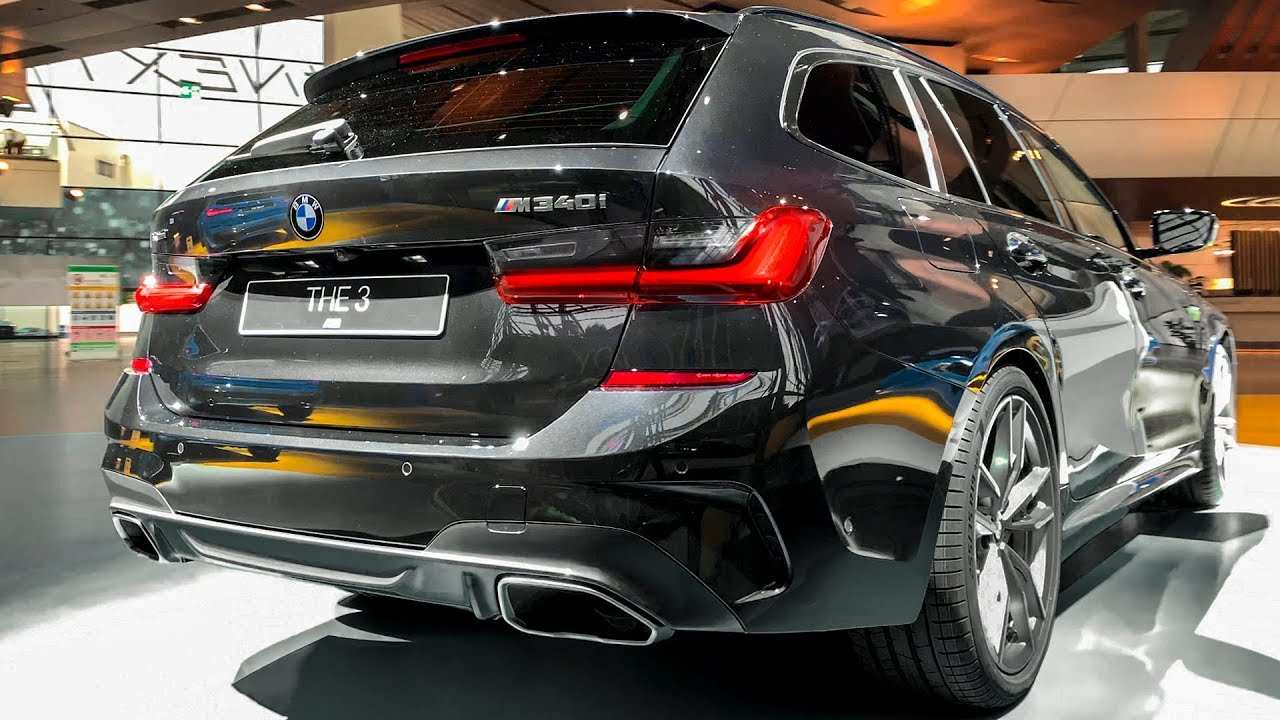 90 The 2020 Bmw Sport Wagon Exterior and Interior by 2020 Bmw Sport Wagon
