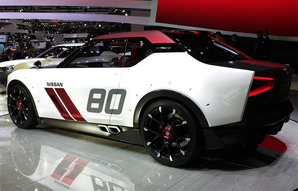 90 The Nissan Idx 2020 Images by Nissan Idx 2020