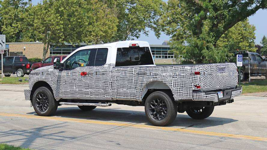 90 The Spy Shots Ford F350 Diesel Exterior by Spy Shots Ford F350 Diesel