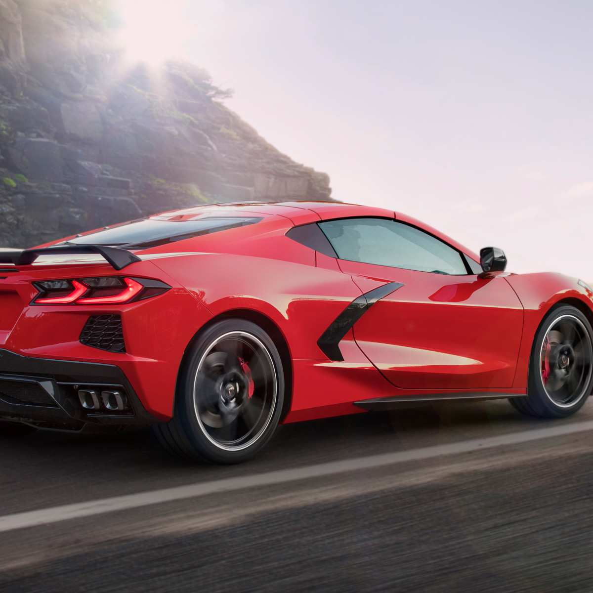 91 All New 2020 Chevrolet Corvette Mid Engine C8 Pictures by 2020 Chevrolet Corvette Mid Engine C8