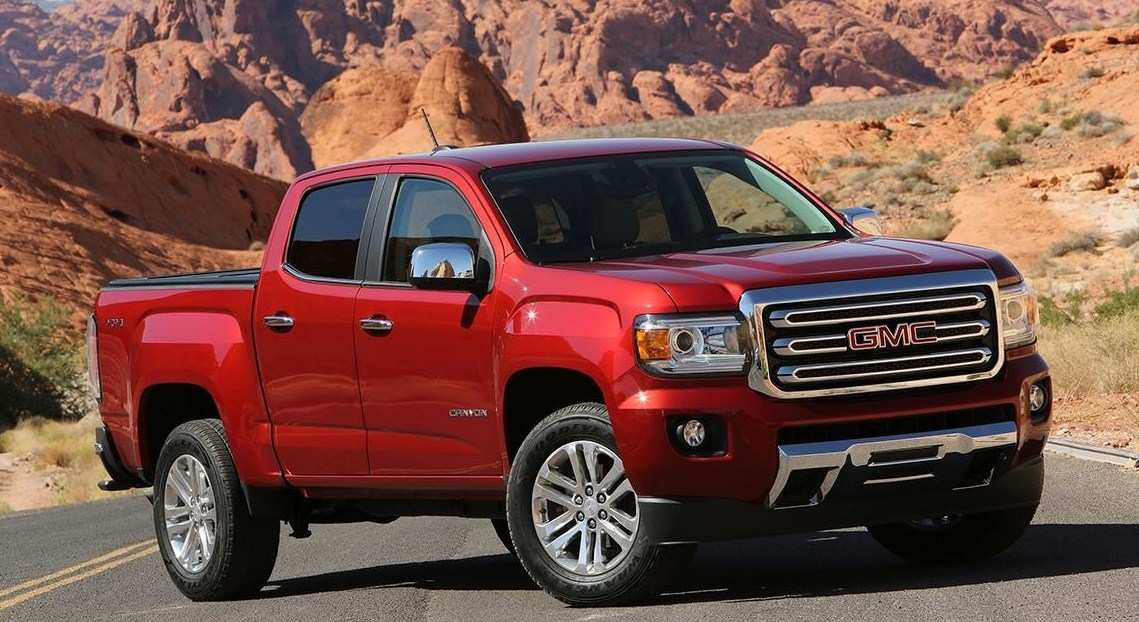 91 All New 2020 Gmc Canyon Redesign Price and Review by 2020 Gmc Canyon Redesign