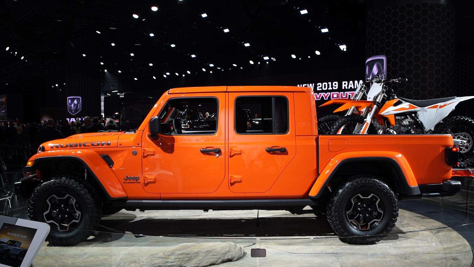 91 All New 2020 Jeep Gladiator Availability Date Spesification with 2020 Jeep Gladiator Availability Date