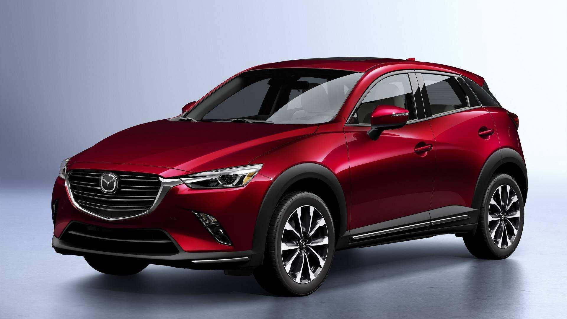 91 All New Mazda X3 2020 Rumors with Mazda X3 2020