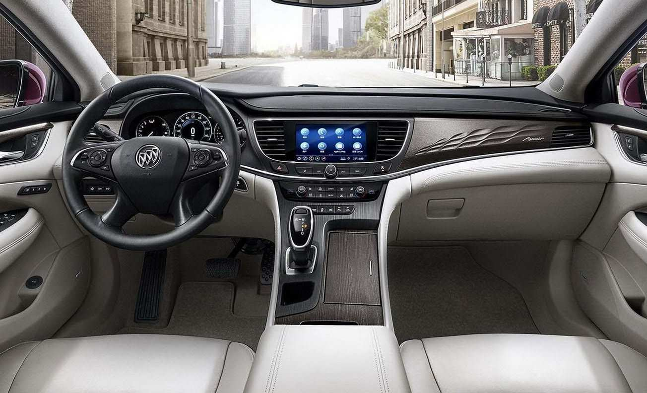 91 Best Review 2020 Buick Lacrosse China Exterior by 2020 Buick Lacrosse China