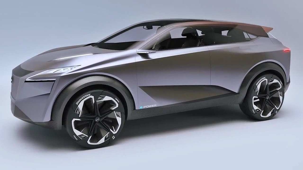 91 Concept of Nissan Concept 2020 Suv Style by Nissan Concept 2020 Suv