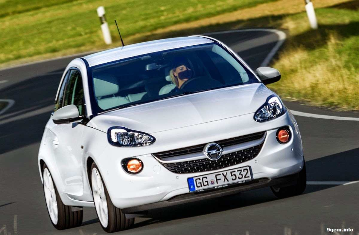 91 Gallery of Opel Adam 2020 Spesification for Opel Adam 2020