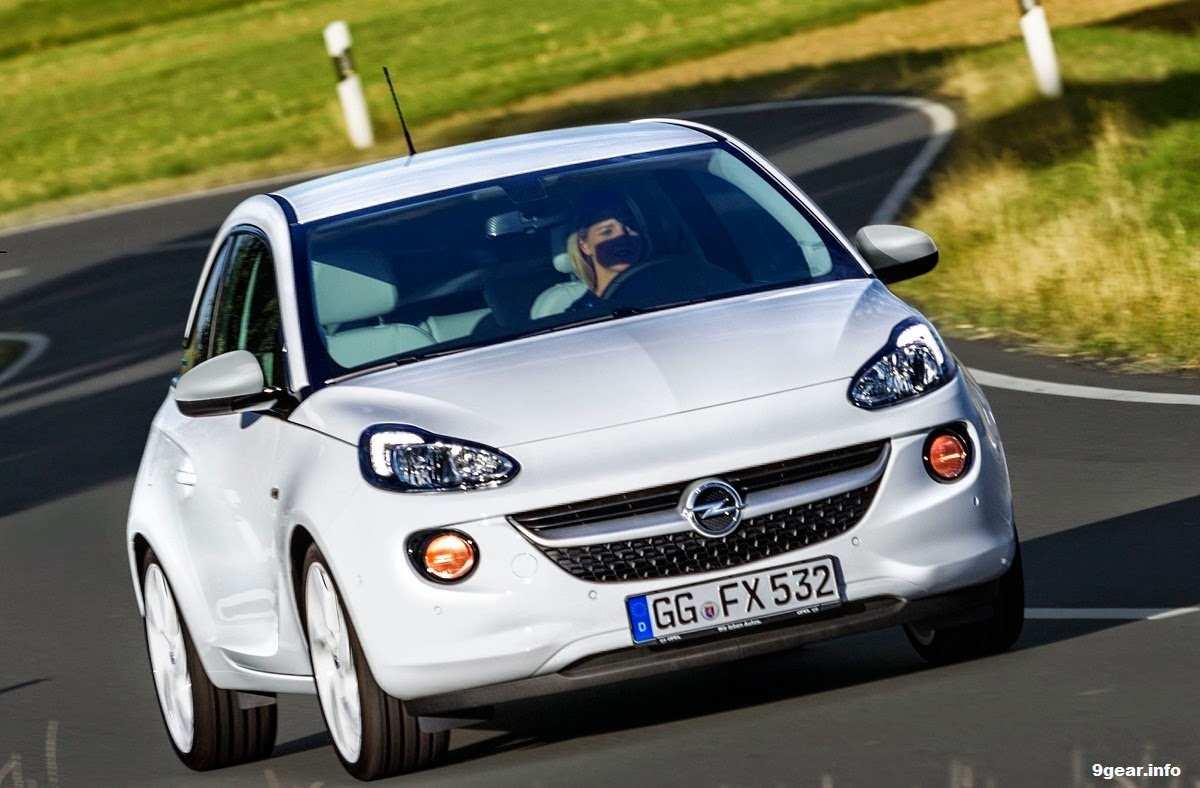 91 Gallery of Opel Adam 2020 Spesification for Opel Adam 2020