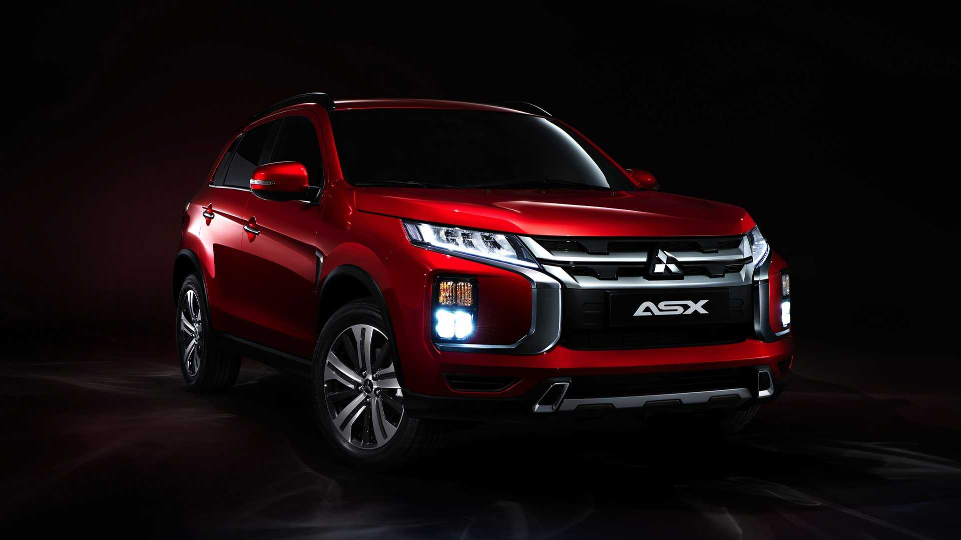 91 Gallery of Uusi Mitsubishi Asx 2020 First Drive by Uusi Mitsubishi Asx 2020