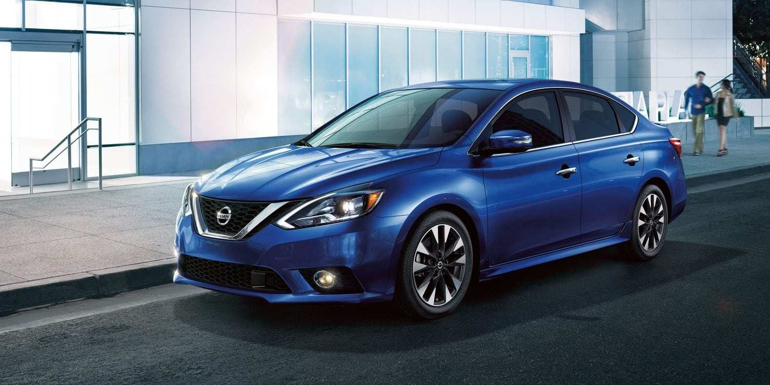 91 New 2019 Nissan Sentra Rumors with 2019 Nissan Sentra