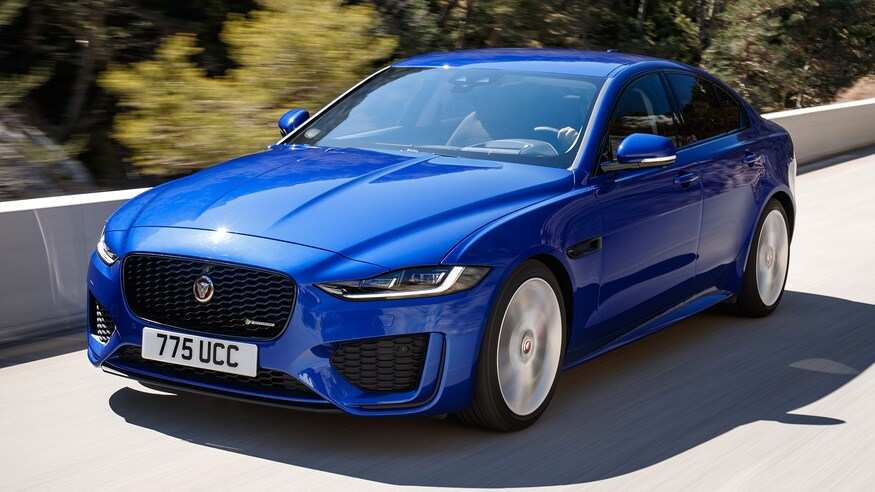 91 New 2020 Jaguar Xe Build Configurations for 2020 Jaguar Xe Build