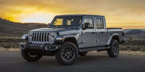 91 New Jeep Pickup 2020 Specs Performance and New Engine by Jeep Pickup 2020 Specs