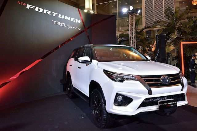 91 New Toyota New Fortuner 2020 Style for Toyota New Fortuner 2020