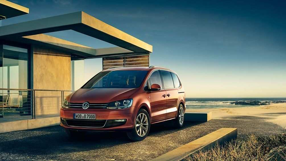 91 New Volkswagen Sharan 2020 Specs and Review by Volkswagen Sharan 2020