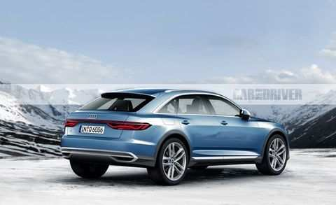 91 The 2019 Audi Q6 Photos by 2019 Audi Q6