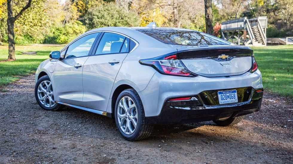 92 All New 2019 Chevrolet Volt Exterior and Interior by 2019 Chevrolet Volt