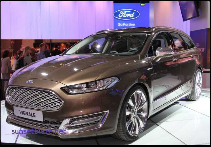 92 All New 2019 Ford Mondeo Vignale Release Date by 2019 Ford Mondeo Vignale