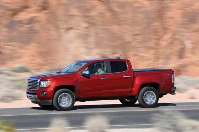 92 All New 2020 Gmc Canyon Redesign Engine with 2020 Gmc Canyon Redesign