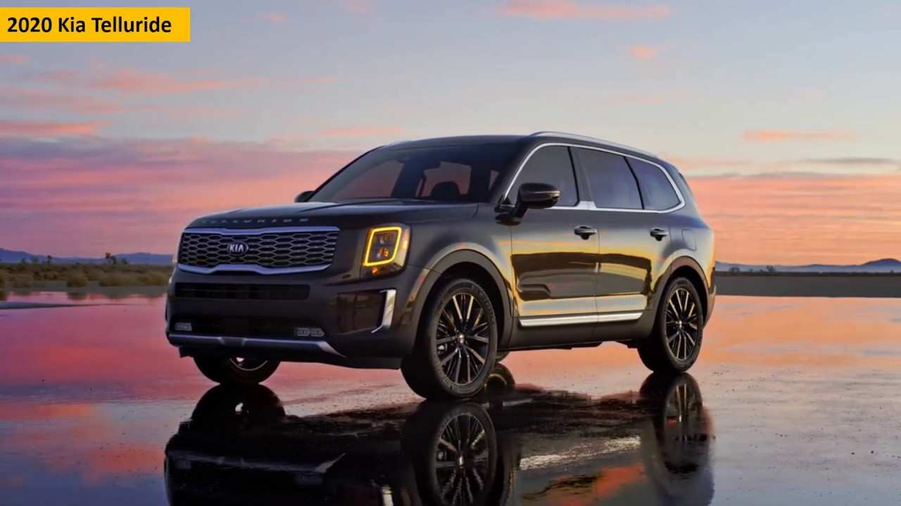 92 All New 2020 Kia Telluride Australia Price by 2020 Kia Telluride Australia