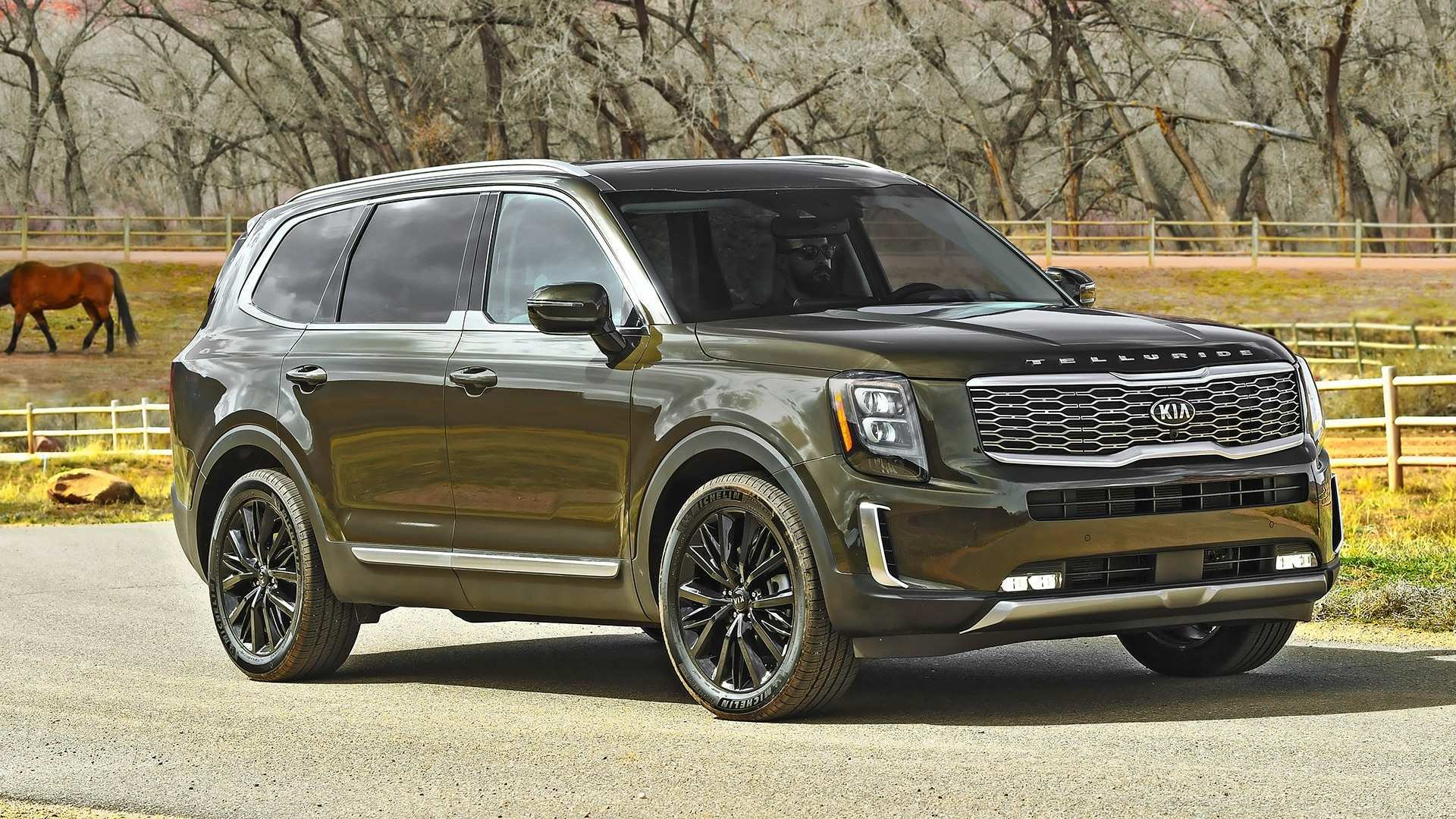 92 All New 2020 Kia Telluride Youtube Concept with 2020 Kia Telluride Youtube