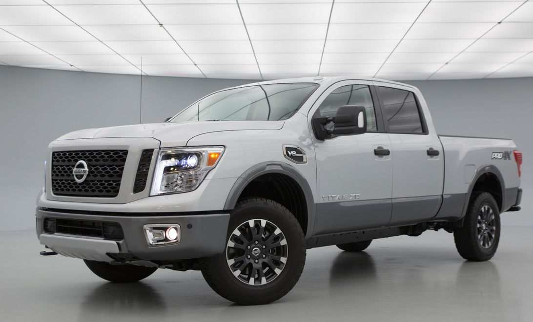 92 All New Nissan Titan Xd 2020 Redesign and Concept with Nissan Titan Xd 2020
