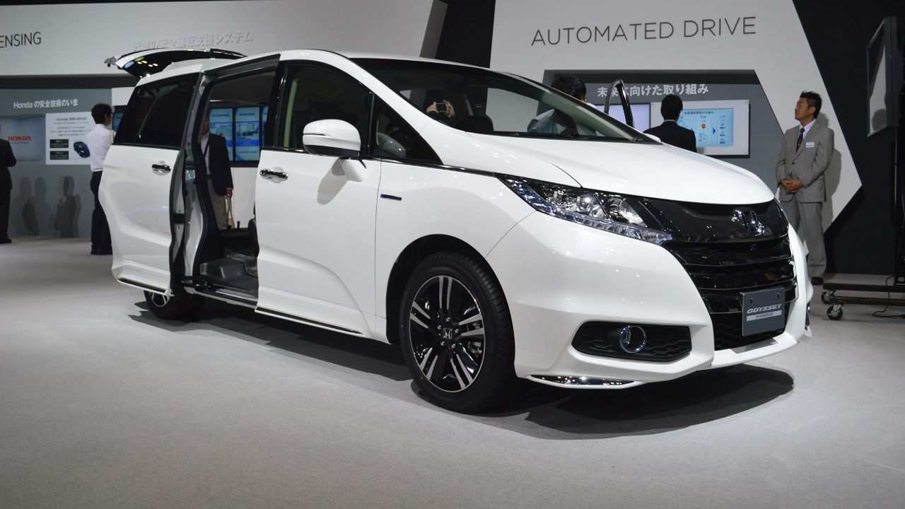 92 Concept of 2020 Honda Odyssey Release Date Concept by 2020 Honda Odyssey Release Date