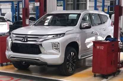 92 Concept of Mitsubishi Pajero Full 2020 Picture for Mitsubishi Pajero Full 2020