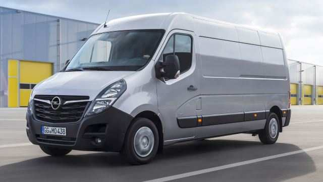 92 Concept of Opel Movano 2020 Speed Test by Opel Movano 2020