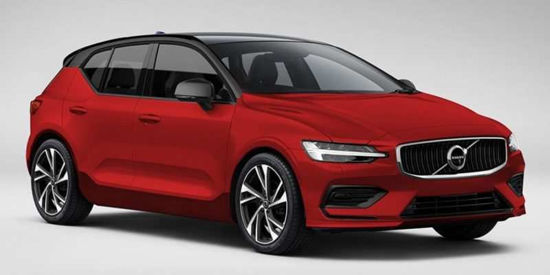 92 Concept of Volvo V40 2020 Release Date Images with Volvo V40 2020 Release Date
