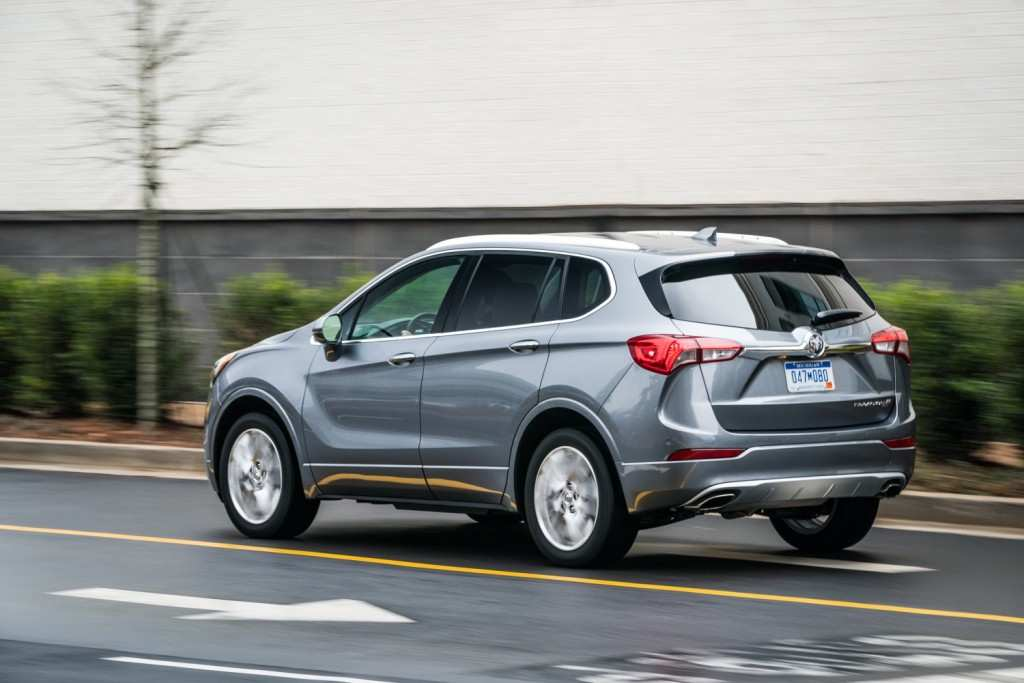 92 Gallery of 2020 Buick Envision Reviews New Concept with 2020 Buick Envision Reviews