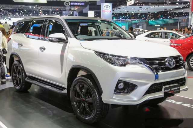 92 Gallery of Toyota New Fortuner 2020 Images for Toyota New Fortuner 2020