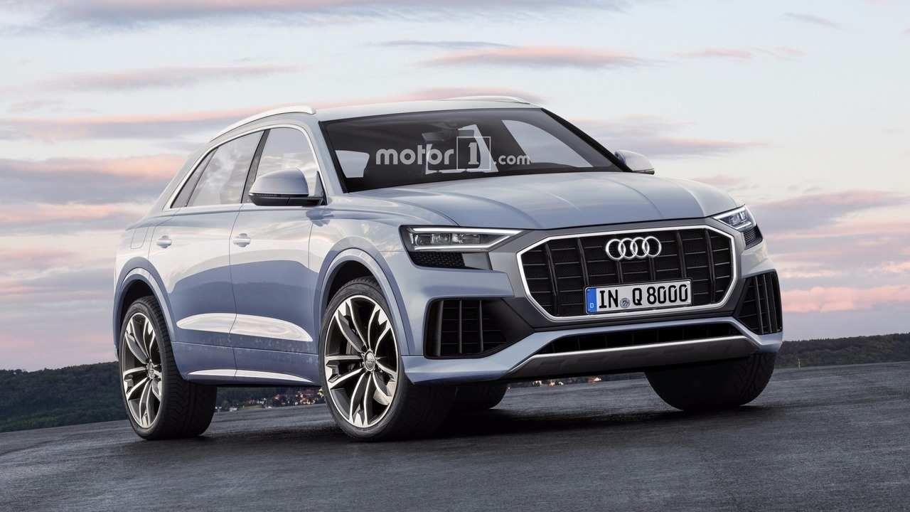 92 Great 2019 Audi Q8Quotes Pricing with 2019 Audi Q8Quotes
