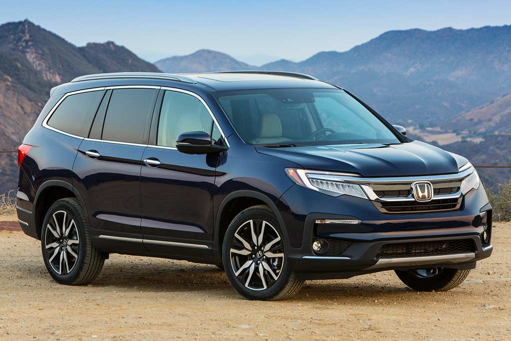 92 Great Honda Pilot 2020 Hybrid Speed Test by Honda Pilot 2020 Hybrid