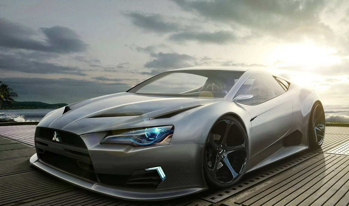 92 Great Mitsubishi Sports Car 2020 Redesign and Concept for Mitsubishi Sports Car 2020