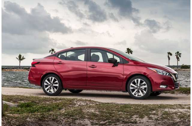 92 Great Nissan Versa 2020 Price New Review by Nissan Versa 2020 Price