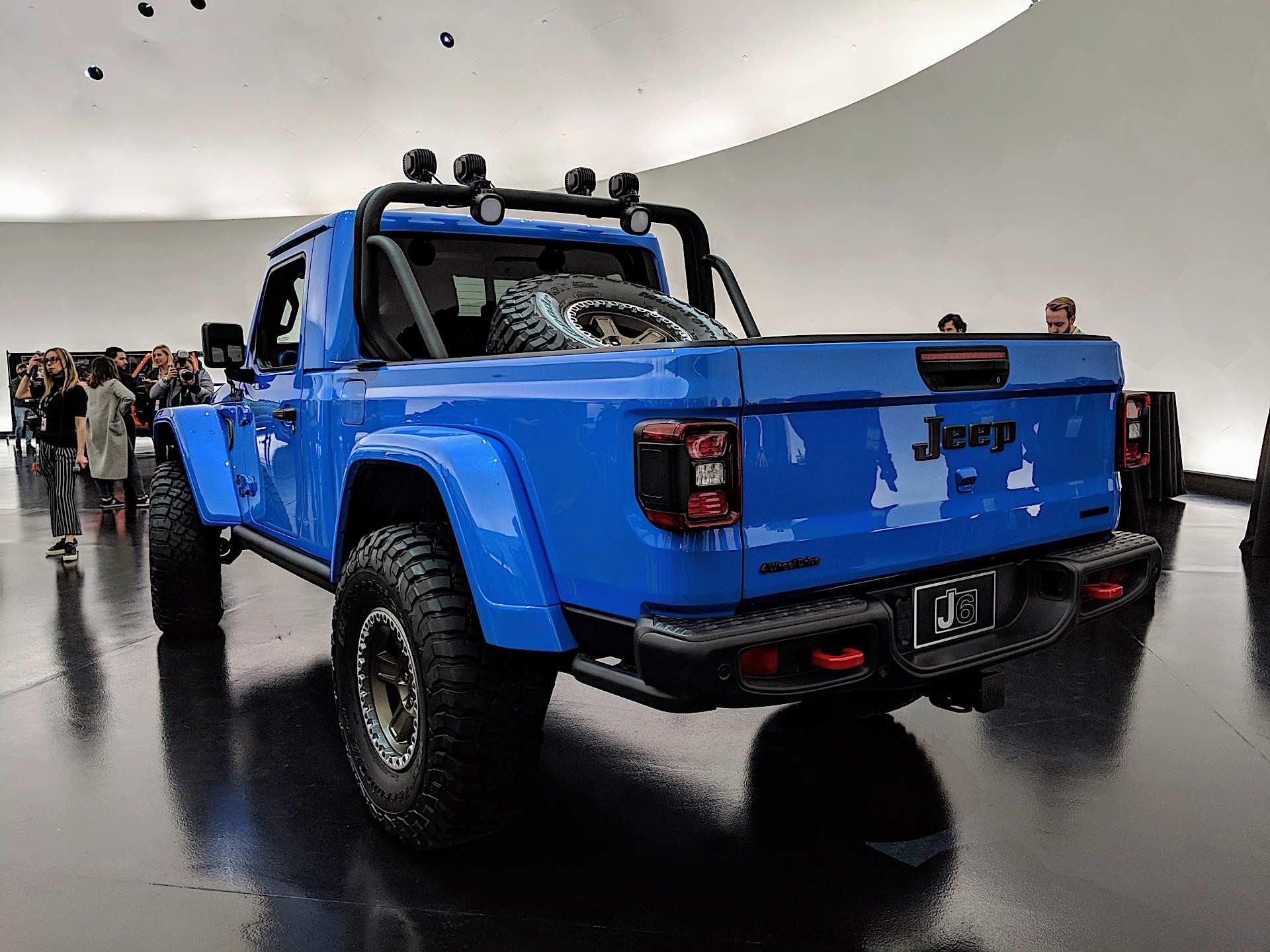 92 New 2020 Jeep Gladiator 2 Door Performance by 2020 Jeep Gladiator 2 Door