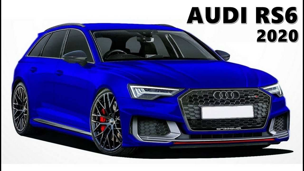92 New Audi Rs6 Avant 2020 Research New for Audi Rs6 Avant 2020
