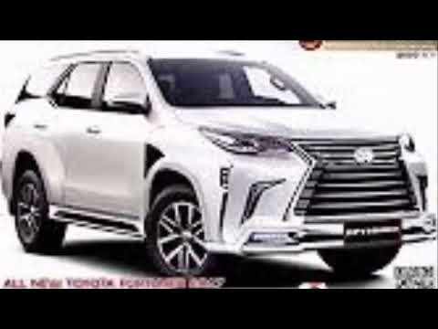 92 New Toyota New Fortuner 2020 Redesign with Toyota New Fortuner 2020