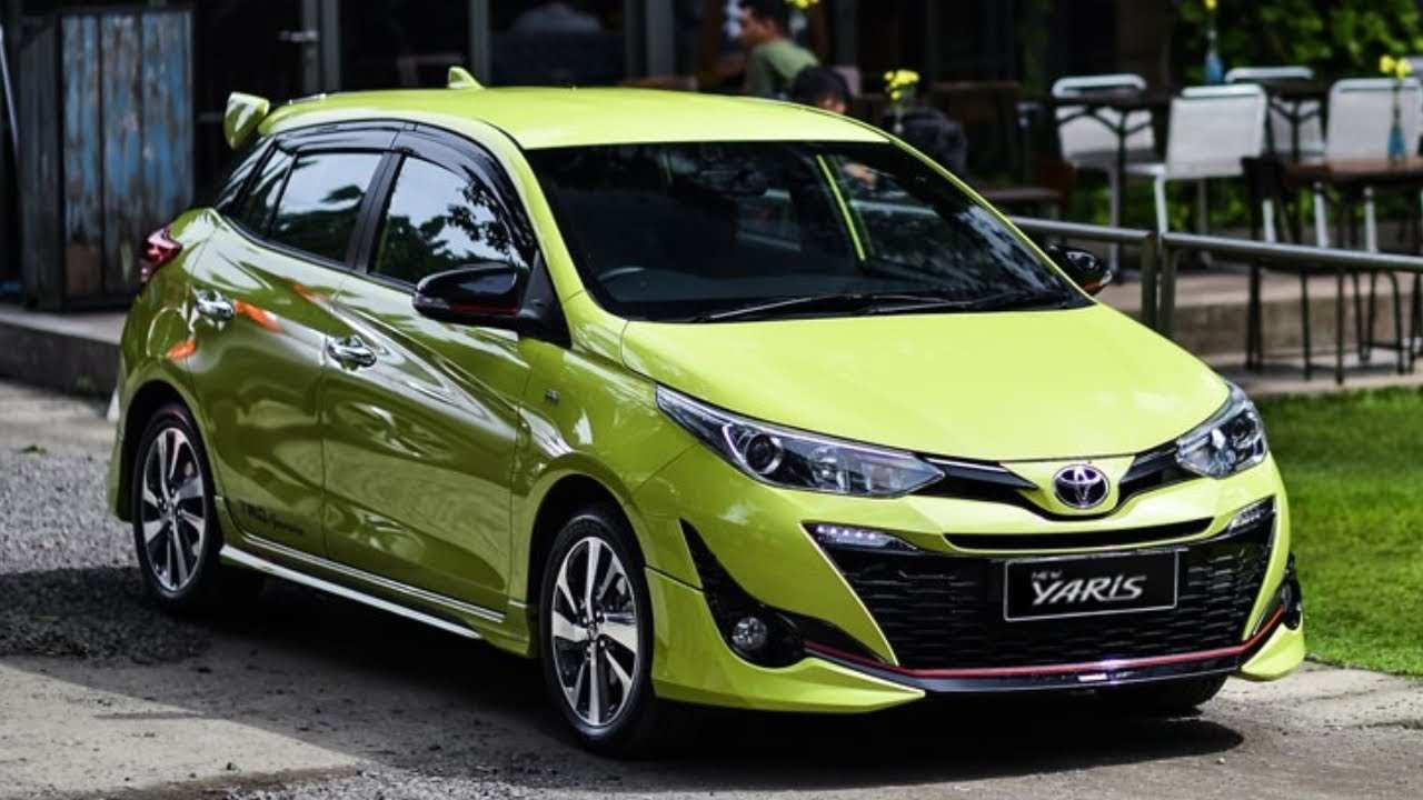 92 New Toyota Yaris Sedan 2020 Rumors for Toyota Yaris Sedan 2020