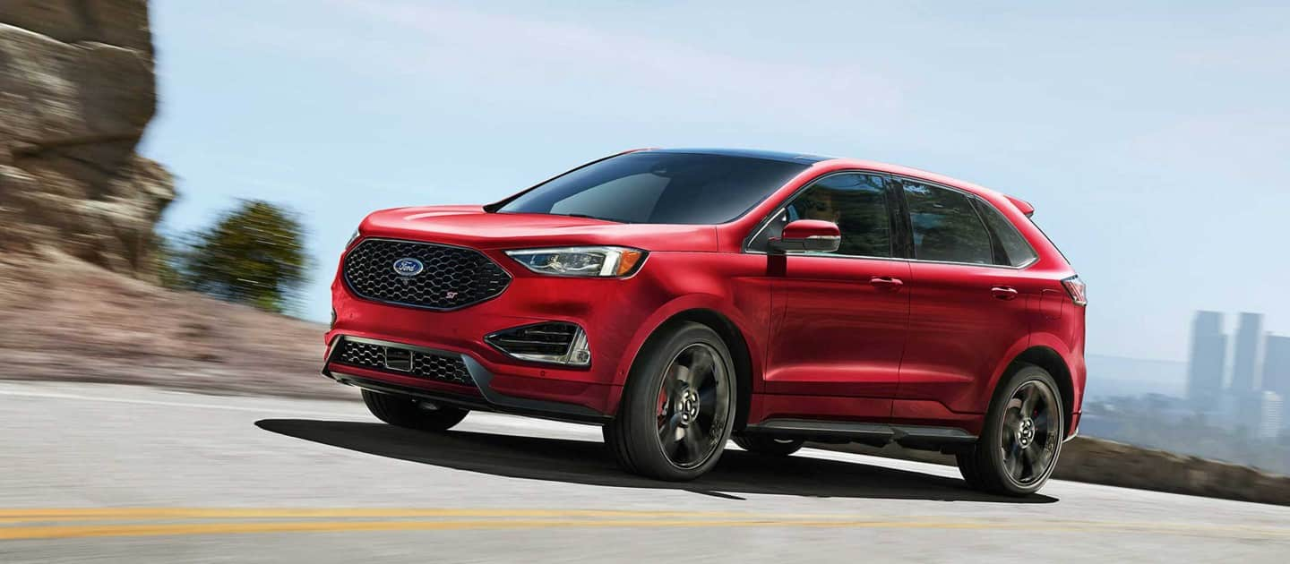 92 The 2019 Ford Edge Sport Spesification with 2019 Ford Edge Sport
