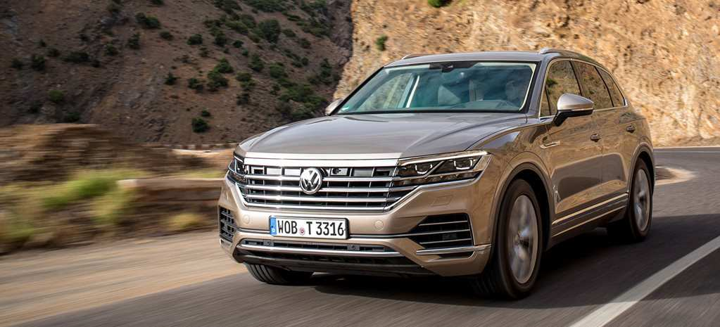 93 Best Review 2019 Vw Touareg Ratings with 2019 Vw Touareg