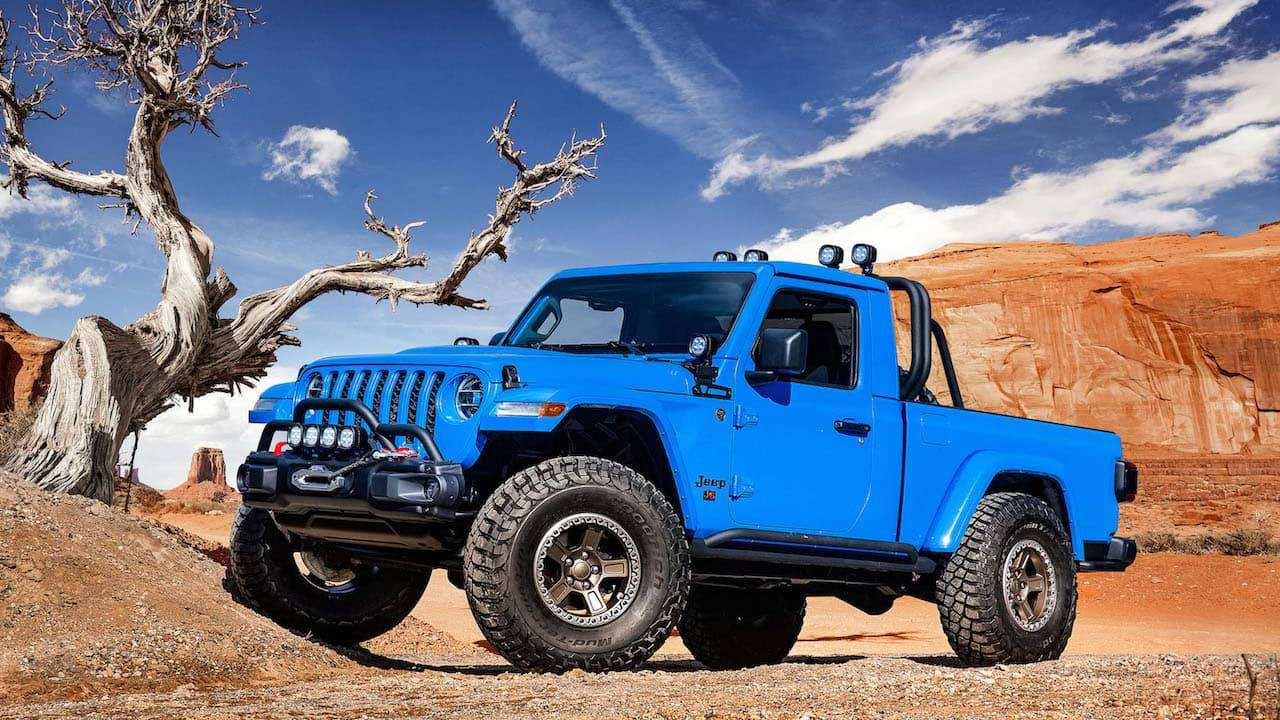 93 Best Review 2020 Jeep Gladiator 2 Door Model with 2020 Jeep Gladiator 2 Door
