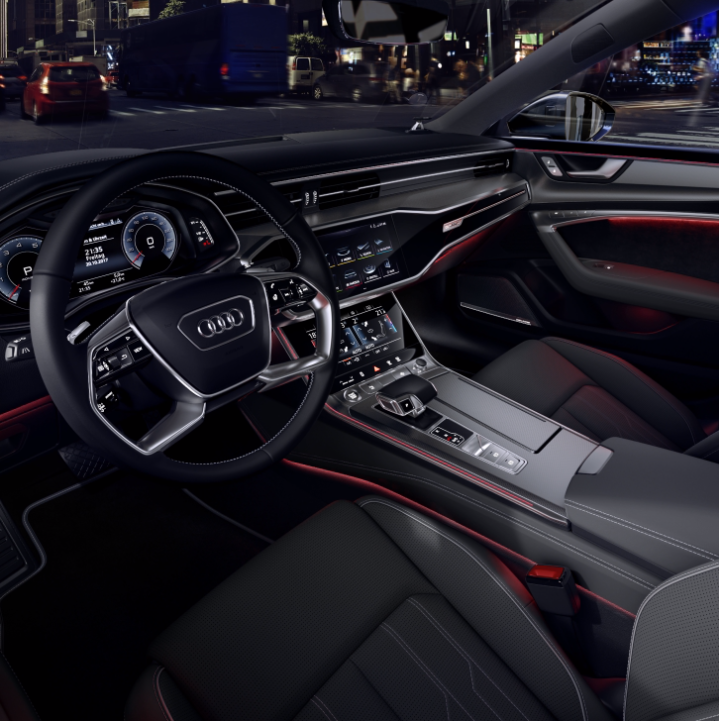 93 Gallery of 2019 Audi A7 Exterior and Interior with 2019 Audi A7
