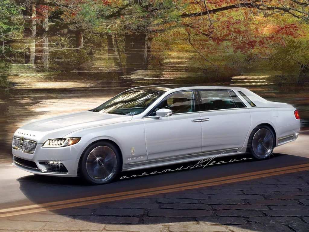 93 Gallery of 2019 Lincoln Town Car Exterior by 2019 Lincoln Town Car