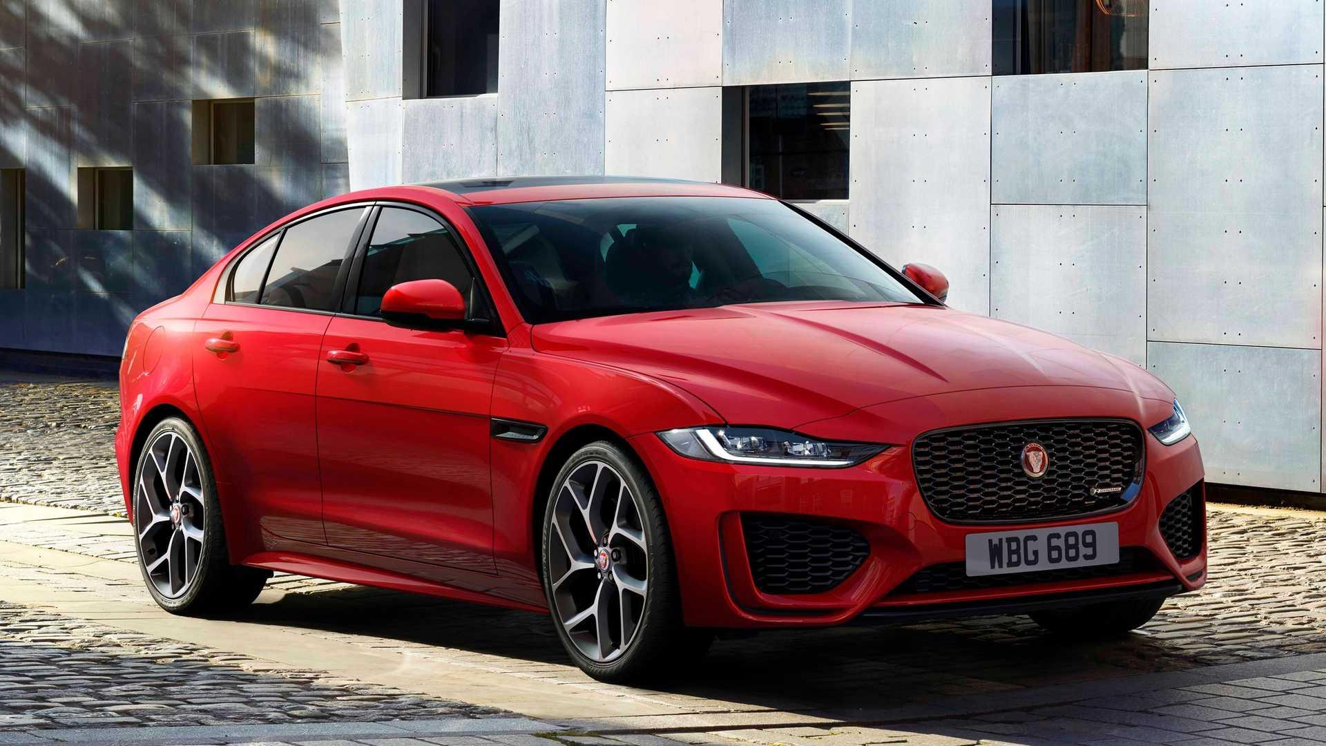 93 Gallery of 2020 Jaguar Xe Build Overview for 2020 Jaguar Xe Build