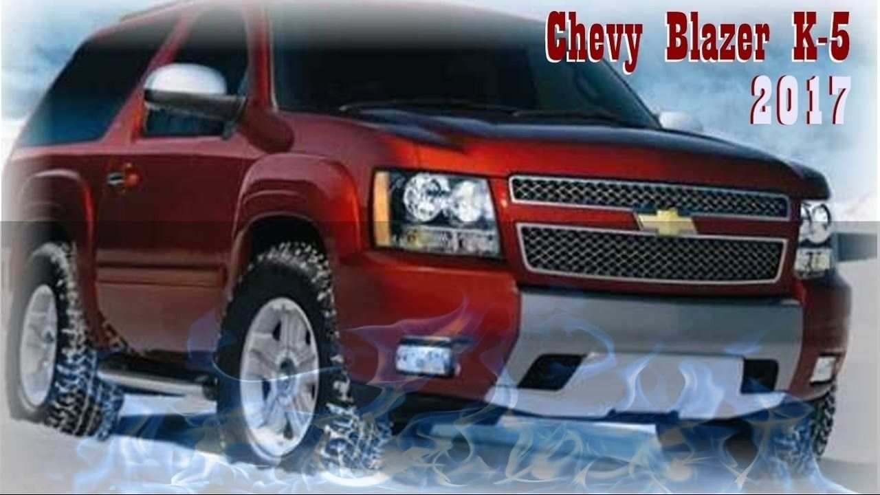 93 Gallery of Chevrolet Full Size Blazer 2020 Rumors by Chevrolet Full Size Blazer 2020
