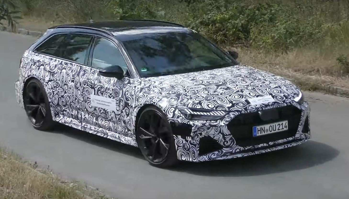 93 Great 2020 Audi Rs6 Wagon First Drive with 2020 Audi Rs6 Wagon