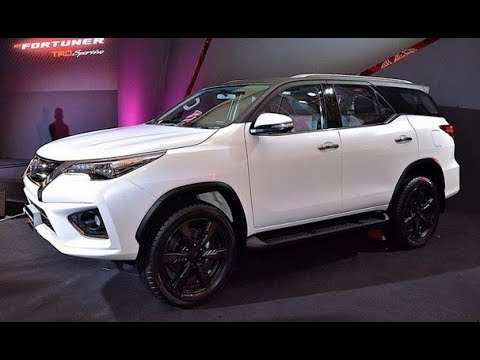 93 Great Toyota New Fortuner 2020 Speed Test for Toyota New Fortuner 2020