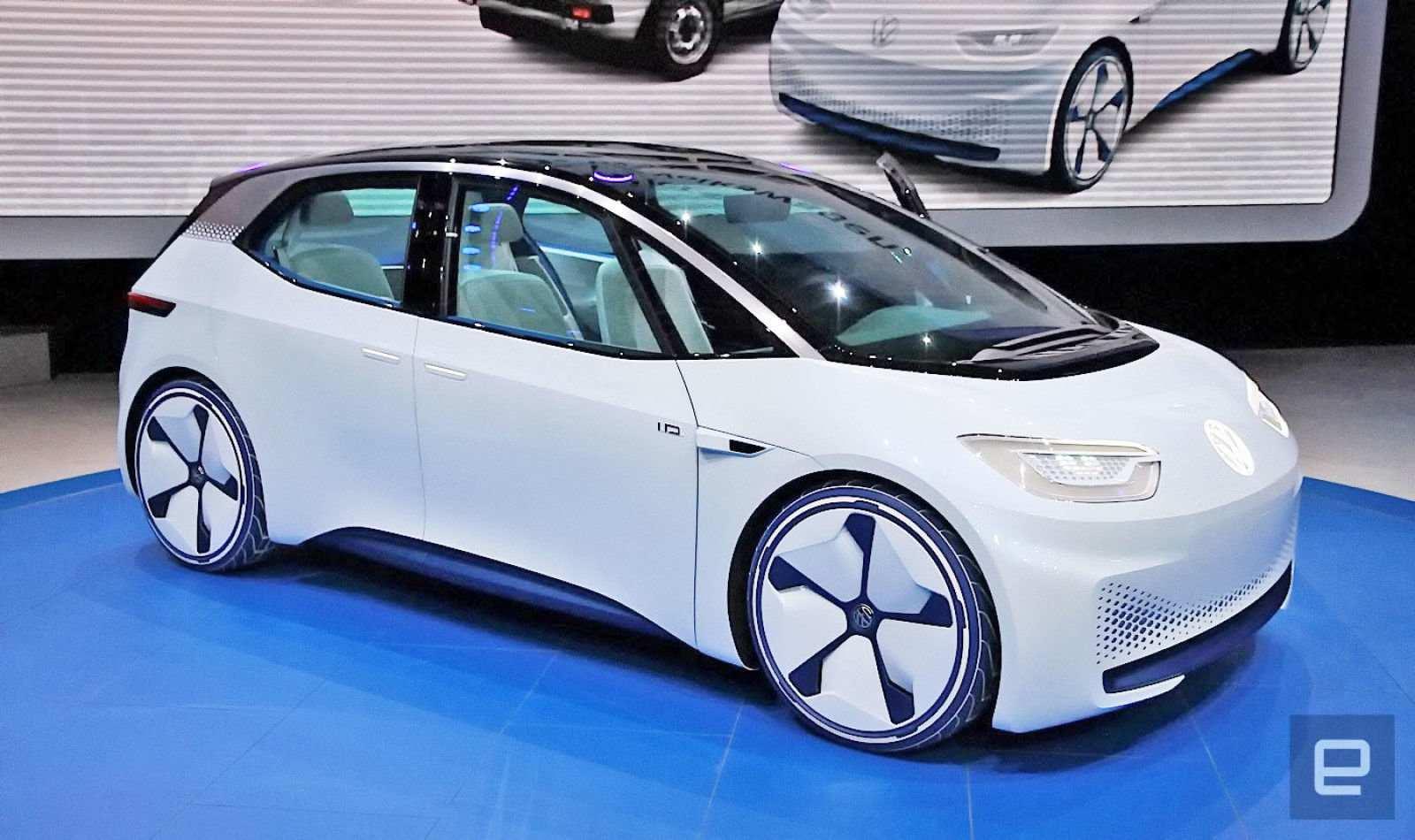 93 New 2020 Volkswagen Id Price Interior with 2020 Volkswagen Id Price