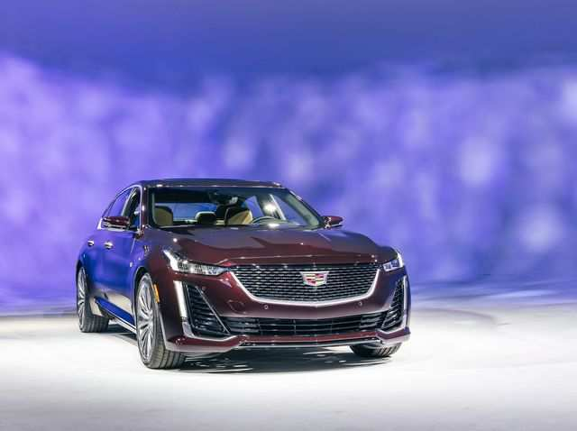 93 New Cadillac New 2020 Overview with Cadillac New 2020